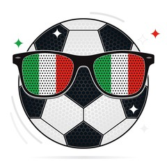 soccer party: italy