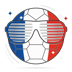 soccer party - france