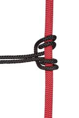 Prusikknoten am Seil