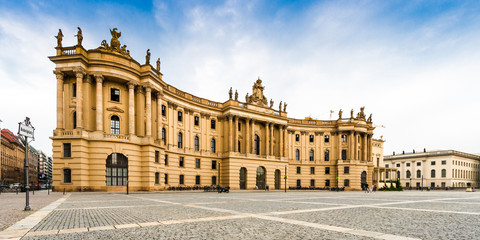 The Humboldt University of Berlin is one of Berlin's oldest univ