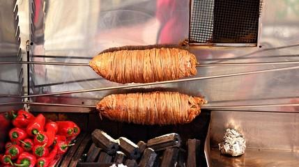 Turkish Food: Kokorec