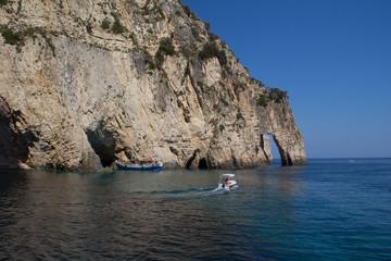 Keri Caves, Zakynthos, Greece