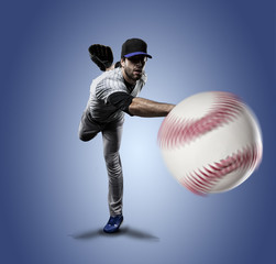 Pitcher Baseball Player
