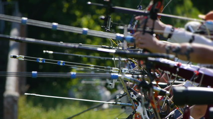 HD - Archery. tournament