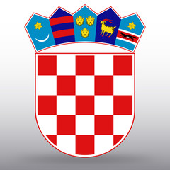 Coat of arms of Croatia