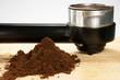 prepare espresso