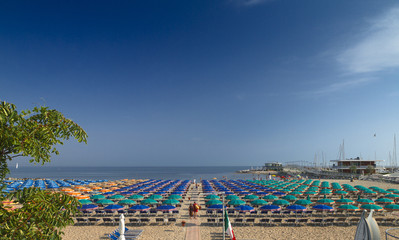 beach resort landscape
