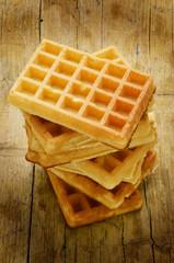 Waffle Vaffel Gofre Gofr Вафля Våffla 窩夫 Βάφλα Gaufre