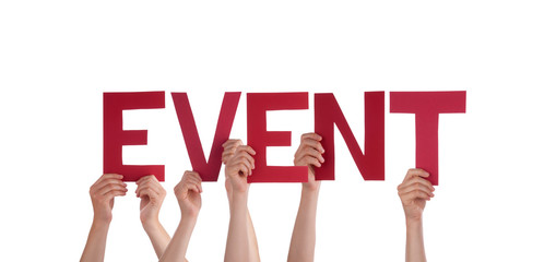 People Holding Event