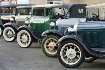 Model A Fords