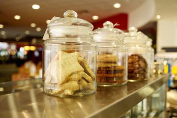 Cookies in Jars