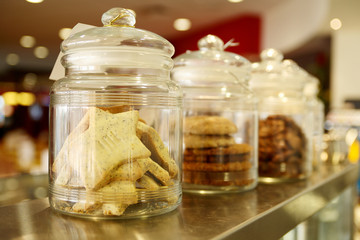 Cookies in Jars