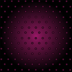 Dark Purple Metallic Grid Or Grille Background Vector