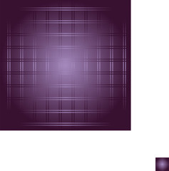 Dark Purple Checkerboard Abstract Background