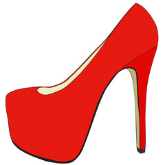Pretty women's shoes