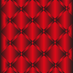 Red Metal Abstract Template Background Vector