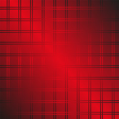 Red Geometric Patterns. Modern Backgrounds In Checkerboard