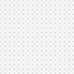 Star Triangle Line Web Net Pattern Vector