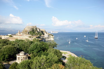 Corfu Old Fort