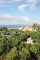 Corfu Old Fort and Rotunda