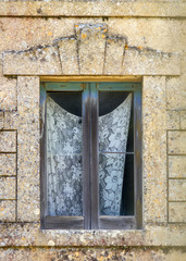 Old siclian window