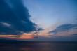 sea sky sunset sunrise