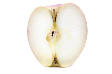 Haft of apple