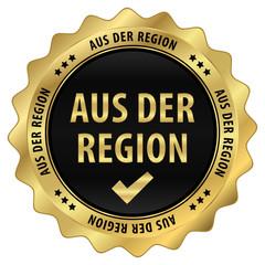 Aus der Region - gold