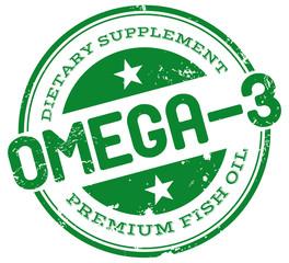 omega oil stamp