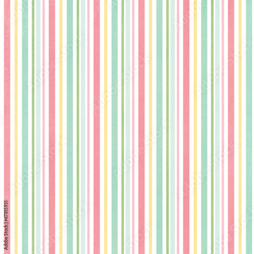 Tapeta ścienna na wymiar Retro stripe pattern with bright colors