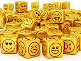 Smileys on boxes