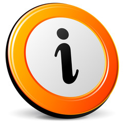 Vector information icon