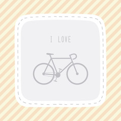 I love bicycle8