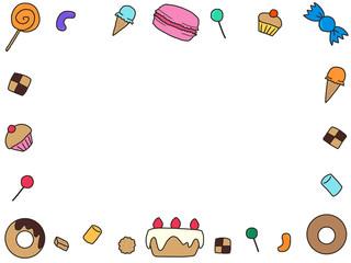 洋菓子フレーム