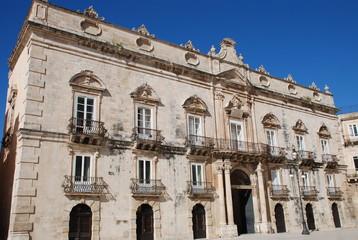 Palazzo Beneventano del Bosco a Siracusa