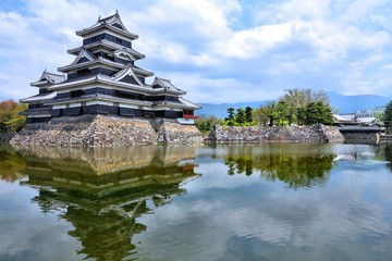 Japan - Matsumoto Castle