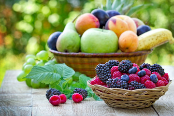 Berry fruit - Healthy food