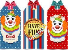 Tagi cyrk z klaunów