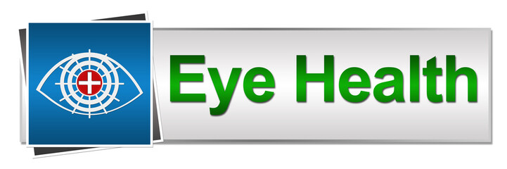 Eye Health Button Style