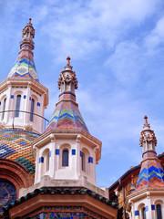 Church in Lloret de Mar