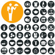 Cafe and restaurant icons - 67826753