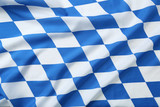 Fototapety Bayrische Fahne