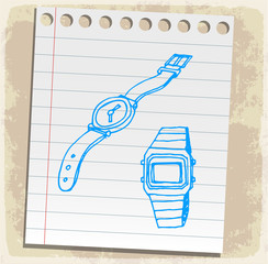 watch illustration