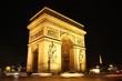 凱旋門の夜
