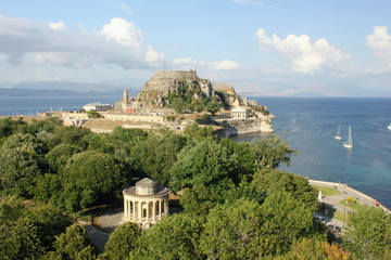 Corfu Fortifications