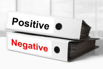 office binders positive negative