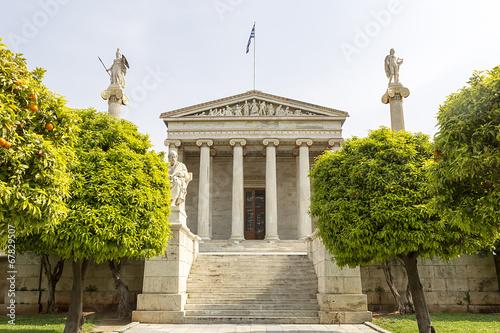 Fotobehang Athene Academy of Athens ,Greece