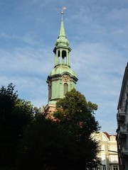 Kirche in St.Georg, Hamburg