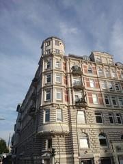 Historisches Wohnhaus in Hamburg