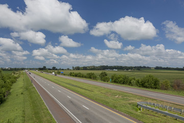 freeway in Missouri